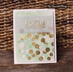 Trend Watch – Bokeh in Stamping