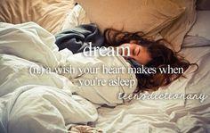 dream. ♡