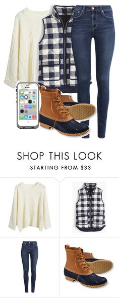 """contest entries not tagged yet"" by elizabethannee ❤ liked on Polyvore featuring J.Crew, H&M, L.L.Bean, LifeProof and aweekofvests"