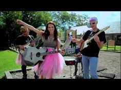 Suzi Shelton - Tomboy In A Princess Dress - for all the girls who are both a princess and tomboy yes you can be both at the same time. I would love to play this song guitar only for my cousins