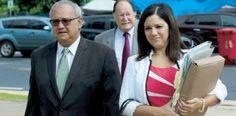[AHORA] Anaudi testifica en juicio por corrupción gubernamental...