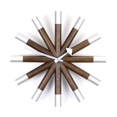 Wheel Clock, $520, now featured on Fab.