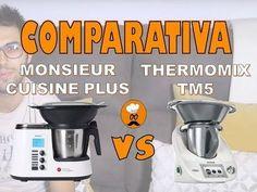 Las diferencias entre thermomix y monsieur cuisine plus el robot de cocina de lidl que estar a - Robot de cocina monsieur cuisine plus ...