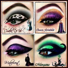 Villian eye shadow