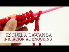 ▶ Cómo tejer con el knooking   DaWanda - YouTube