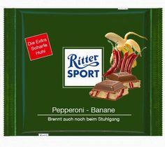 Pepperoni - Banane
