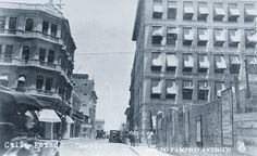 Calle E.Carranza esq Aurora 1922
