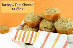 Turkey and Feta Cheece Muffins!!!!