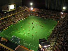 Subbuteo - The best football game on a table Table Football, Football Field, Football Team, Soccer Games, Lego Soccer, Sport Craft, Alley Cat, Never Grow Up, Retro Toys