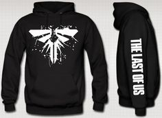 the last of us hoodie by khbdesign on Etsy