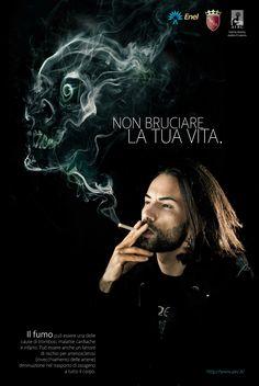 Stop Smoke, Islamic Art Calligraphy, Smoking, Behance, Poster, Tobacco Smoking, Smoke, Posters, Movie Posters