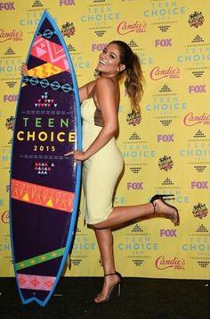 b46c198b708 Bethany at the Teen Choice Awards 2015!! (August 16th) Teen Choice Awards