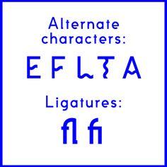 Leberkaas Grotesk Sans Serif by Maximilian Huber, via Behance