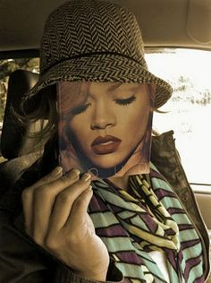 Rhianna sleeveface photo