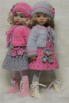 С праздником, дорогие девочки / Одежда и обувь для кукол - своими руками и не только / Бэйбики. Куклы фото. Одежда для кукол