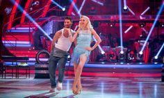 Strictly Come Dancing 2015 - Helen and Aljaz - Week 2