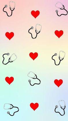 New medical wallpaper ipad Ideas Nursing Wallpaper, Medical Wallpaper, Wallpaper Backgrounds, Iphone Wallpaper, Red Wallpaper, Iphone Background Images, Doctor Quotes, Nursing Memes, Greys Anatomy