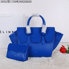 e5f3c9f3e9 Celine 3052 Electric Light Blue-24856 Whatsapp 86 17070337352 Celine  Handbags