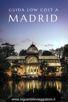 Madrid: Questa città vibrante ed energica ha un sacco di lati diversi: che tu sia un appassionato di calcio o per una fantastica vacanza in città