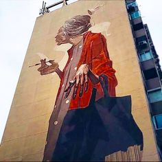 new WIP by Sainer ETAM in Lisbon, Portugal, 4/15 (LP)