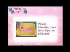 ▶ Como Conservar Pintura - Wet Palette - Pintura Facil Para Ti.wmv - YouTube