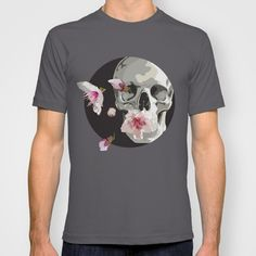 """NEW!! - """"Spring"""" t-shirt on Society6 - FreeShipping and 20% OFF  Follow """"a day in the land of nobody"""" on tumblr  Pinterest   Society6   Redbubble   Twitter   Designspiration   MAB"""
