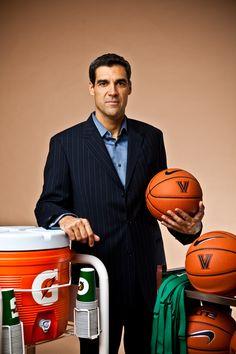 Jay Wright - Villanova University  Basketball Coach