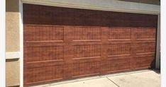 wood like color steel garage doors by garage doors 4 less. Garage Door Springs, Garage Doors, Garage Door Spring Repair, Canoga Park, Steel Garage, Garage Door Opener, Wood, Outdoor Decor, Furniture