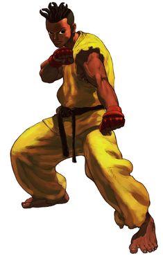 Sean Matsuda - Street Fighter III: 3rd Strike