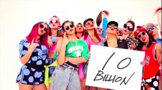 Congrats to Justin Bieber for becoming the first artist to reach 10 BILLION views on Vevo!
