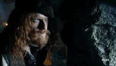 Jamie in his cave
