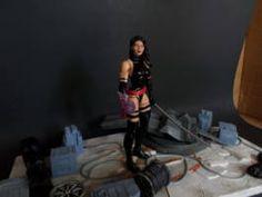 Psylocke (Marvel Legends) Custom Action Figure