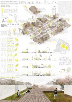 Landscape Design Analysis Presentation Boards 21 New Ideas - Landscape Design Analysis Presentation Boards 21 New Ideas - Architecture Panel, Architecture Graphics, Concept Architecture, Architecture Details, Landscape Architecture, Landscape Design, Architecture Diagrams, Bubble Diagram Architecture, Project Presentation