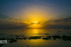 Aktau Sunset by Teoman Rıza Güneri on 500px