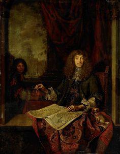 Carel Quina (1620-89). Ridder van het Heilige Graf, Amsterdams reiziger naar Azi�, Jacob Toorenvliet, 1669