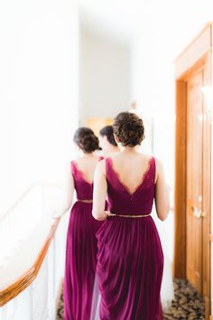 Bridesmaid dresses by BHLDN -  Dan and Melissa Photography