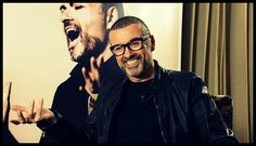 George Michael, when he smiles, I smile. :)