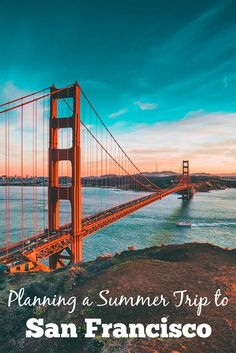 How to plan a summer trip to San Francisco, California: Top things to do in San Francisco, places to eat, and where to stay in the City by the Bay. Pin this post for San Francisco travel tips: http://www.everintransit.com/summer-san-francisco/ /kayak/ #tr