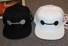 Baymax+Snapback+Cap