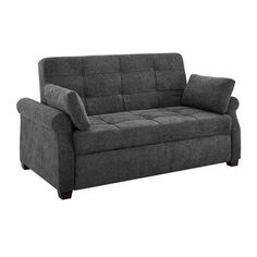 Shop a great selection of Sabrina Microfiber Rolled Arm Sofa Bed Serta Futons. Find new offer and Similar products for Sabrina Microfiber Rolled Arm Sofa Bed Serta Futons. Queen Size Sofa Bed, Queen Size Bedding, Queen Beds, Sofa Furniture, Living Room Furniture, Furniture Sale, Furniture Ideas, Pull Out Sofa Bed, Bed Reviews