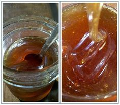 Pear Honey - this is made only with pears, no pineapple involved. Pear Honey Recipes, Jam Recipes, Canning Recipes, Fruit Recipes, Pear Honey Recipe Without Pineapple, Canning Syrup, Canning Pears, Recipes, Marmalade