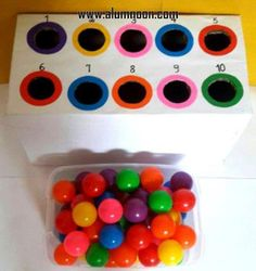 Home - Actividades infantil Toddler Learning Activities, Games For Toddlers, Montessori Activities, Infant Activities, Kids Learning, Activities For Kids, Baby Sensory Play, Baby Play, Preschool Crafts