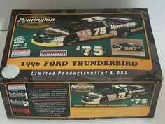 1996 Ford Thunderbird Medel Kit 11 Pcs  #Monogram