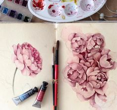 Fabulous Watercolor Works by Elena Limkina