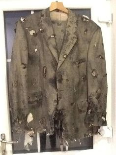 Michael Jackson Thriller Zombie Wedding Costume Suit men's