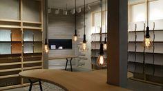 Cement Design Francisco Silvela (Madrid) #cementdesign #showroom #shop #spain #inspiration #architecture #design Showroom, Cement Design, Francisco, Architecture Design, Madrid, Inspiration, Furniture, Home Decor, Biblical Inspiration