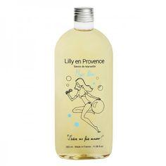 Savon de Marseille liquide Musc Blanc 350ml Provence, Vodka Bottle, Drinks, Fragrance, White People, Drinking, Beverages, Drink, Beverage