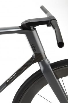 Frame, nice contrast between the frame and carbon fiber. it looks like it can perform, and the details appear to be functional.
