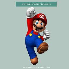 Mama schreibt 'ne Liste Nintendo Switch Spiele im Familientest RingFit Job Cons Super Mario Party, Super Mario Smash, Super Mario Bros Nintendo, Super Mario Run, Super Mario Games, New Super Mario Bros, Super Mario Brothers, Nintendo Ds, Wii Party