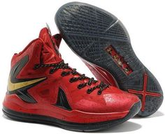 http://www.asneakers4u.com Nike Lebron 10 2013 Championship Suite Edition Red Gold Running Shoes